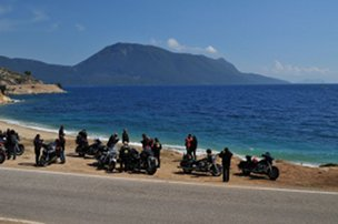 2010 Greece Ride